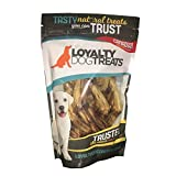 Loyalty Dog Treats, Duck Feet for Dogs, All Natural and Healthy, Free Range, Dehydrated Canadian Product, Free of Any Hormones or Additives; 150g Bag