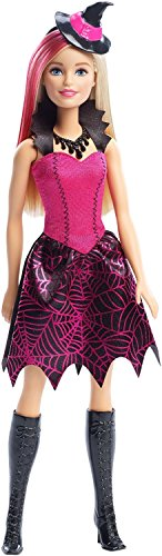 Barbie Halloween Witch Doll 2016 NEW MATTEL DOLL DMN88
