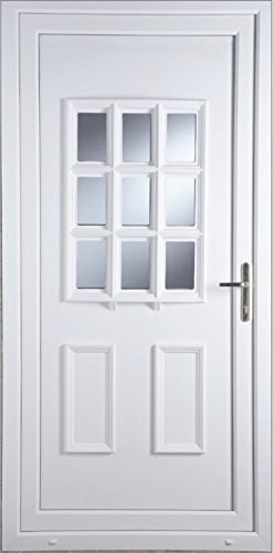 Cottage Bow UPVC Door (920mm X 2085mm)   Hinged On The Left