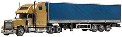[해외]Innovative 3D-Puzzles Clever Paper - Truck series - SUPERTRUCK Cardboard Set UMBUM 385 / Innovative 3D-Puzzles Clever Paper - Truck series - SUPERTRUCK Cardboard Set UMBUM 385