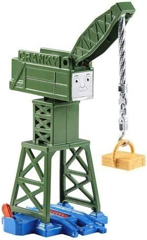 Cranky The Crane DFK76 Thomas /& Friends Motorized Railway