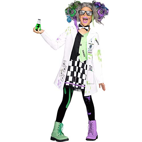Scientist Costume For Halloween (Mad Scientist Kids Costume -)
