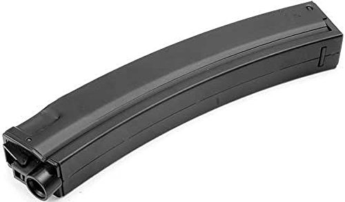 Evike - Matrix 260 Round Hicap Full Metal Magazine for MP5 / MOD5 Series Airsoft AEG (Package: Set of 5)