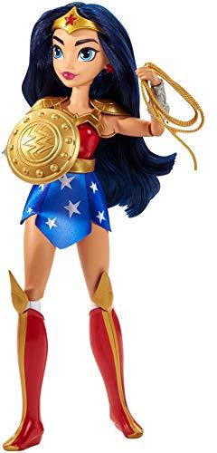 410T Ui dVL - DC Super Hero Girls Teen to Super Life Wonder Woman Doll