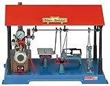 Usine de moteurs à vapeur D141 (Description en allemand)