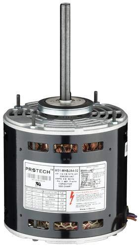 1 2 hp furnace blower motor - 7
