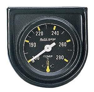 Auto Meter 2352 Autogage Mechanical Water Temperature Gauge