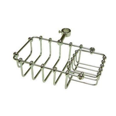 Elements of Design DS2141 St. Louis Riser Mount Soap Basket, 7