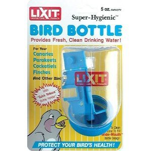 Lixit Bird Waterer - 5 oz