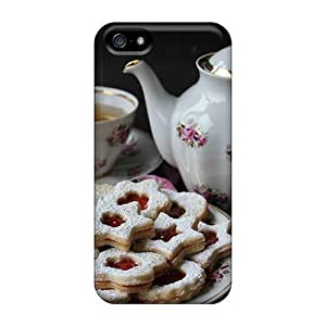 pragmatic Protector With Afternoon Tea Hot Design For SamSung Galaxy S4 Phone Case Cover