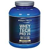 BodyTech Whey Tech Pro 24 - Banana Crème (5 Pound Powder)