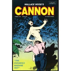 Wallace Wood's Cannon #1