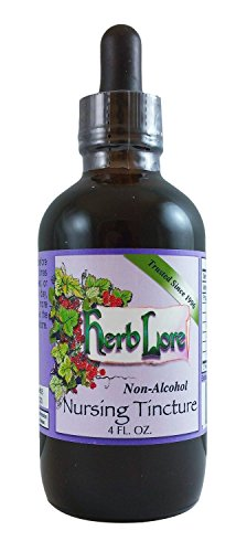 Herb Lore Organic Nursing Tea Tincture - - Tummy Tonic Alcohol Shopping Results