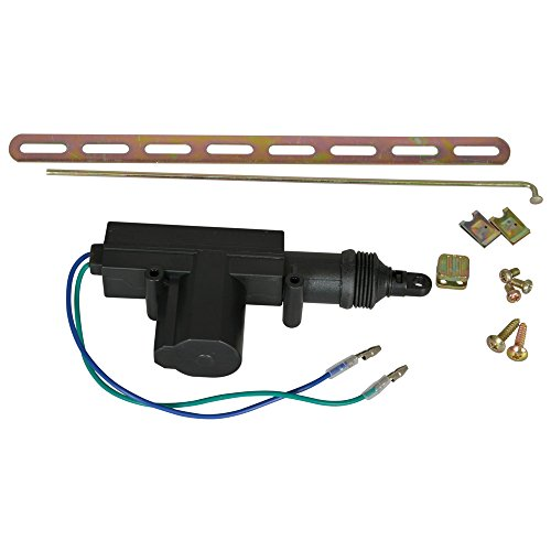Jameco Reliapro PDL-50 Motor Driven Actuator, Push/Pull, 12VDC, 3.3 AMPS,40 Watt ()