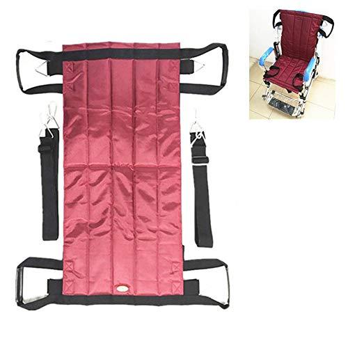 Paciente ascensor escalera tobogán tablero transferencia emergencia evacuación silla sillón de ruedas médico eslinga de elevación deslizante uso de disco ...