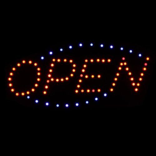 Rhode Island Novelty OPEN Neon