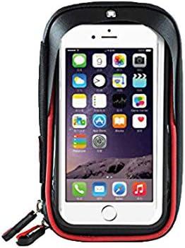 Soporte de teléfono para bicicleta, impermeable, con marco de ...