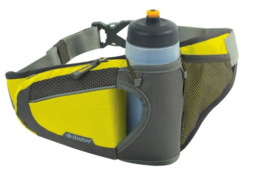Outdoor Products Interval Waist Pack, Sulphur Spring