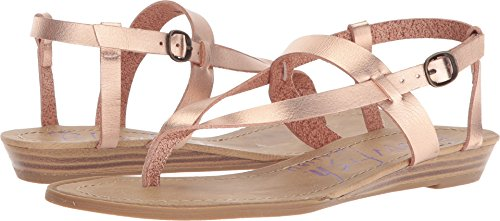 Blowfish Womens Berg Rose Gold Dye Cut Pu 11 M