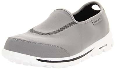 Skechers Men's Go Walk Sneakers,Gray,12.5 M