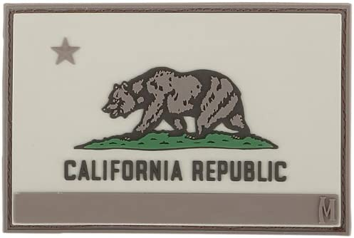 Maxpedition Gear California Flag Patch