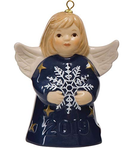 2019 Goebel Annual Angel Bell - SAILOR BLUE - 44th Edition - New