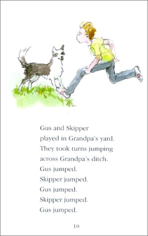 Amazon.com: Gus and Grandpa (9780374428471): Claudia Mills ...