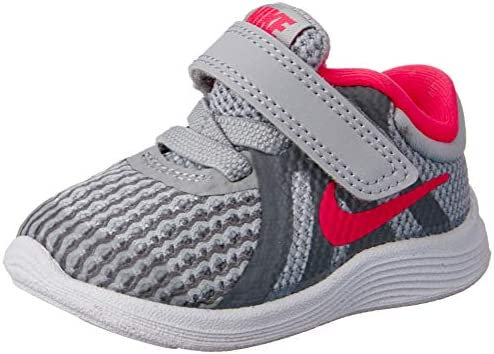 Baby girl Nike soft sole shoes