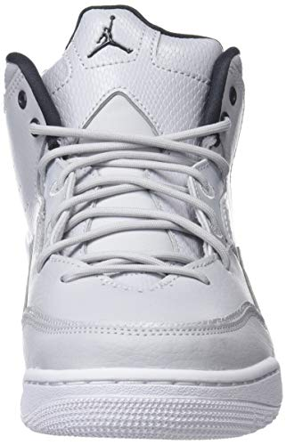 Dk Fog Multicolore 002 Smoke Basketball 23 de Grey Jordan Nike Grey white Homme Courtside Chaussures qUTvUnwz
