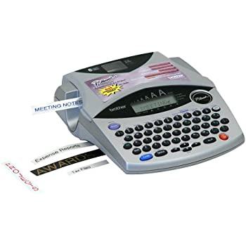 brother label printer templates - brother pt 1950 p touch pc ready labeler for