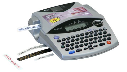 - Brother PT-1950 P-Touch PC-Ready Labeler for Small Workgroups