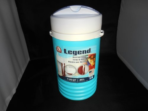 Igloo Legend Qt Cooler Hydration