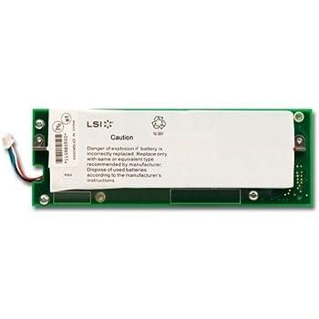 LSI LSI00160 MegaRAID LSIiBBU06 Battery Backup Unit for 8708EM2