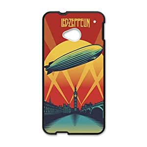HGKDL Led-zeppelin Cell Phone Case for HTC One M7