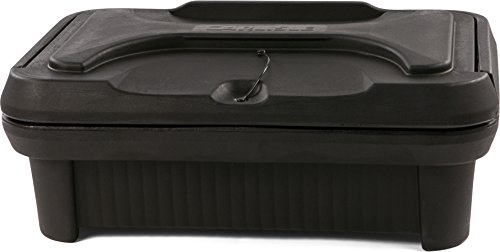 - Carlisle XT140003 Cateraide Insulated Food Pan Carrier, Top Loading, 4