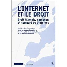 Internet et le droit (L')