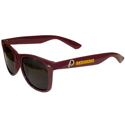 Redskins Washington Sunglasses (Siskiyou NFL Washington Redskins Beachfarer Sunglasses)