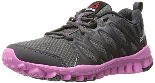 Reebok Women's Realflex Train 4.0 Training Shoe - Ash Gre...