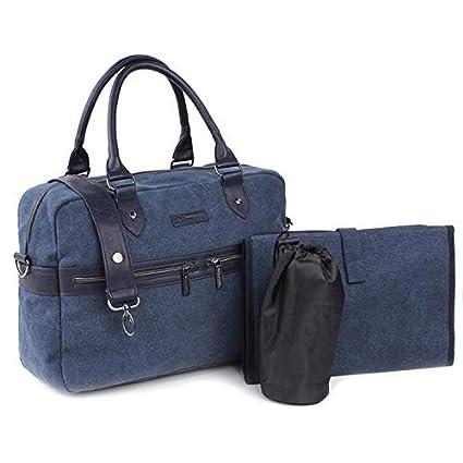 Kidzroom Diaperbags Wickeltasche Kidzroom Ready Blau One