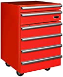 toolbox refrigerator - Whynter TBR-182RS Portable Tool Box Refrigerator with 2 Drawers and Lock, 1.8 cu. ft., Red