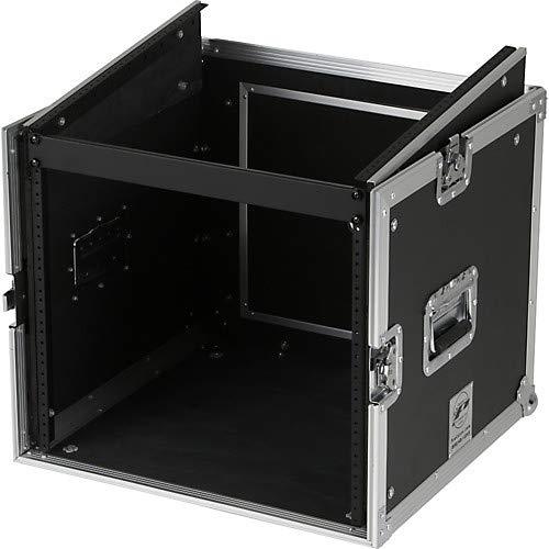 (10x8 Mixer/Amp Combo Rack Case)