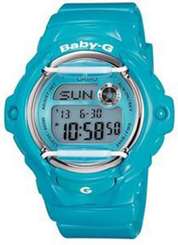 Baby G Ladies Watch 200M BG 169R 2BDR