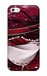 touhou masks hakurei reimu Anime Pop Culture Hard Plastic iPhone 5/5s cases 9985241K911717856