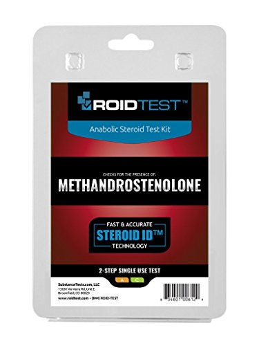 Methandrostenolone Test/Refill by (Anabolic Kit)