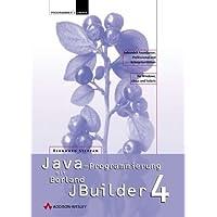 Java-Programmierung mit Borland JBuilder 4, m. CD-ROM
