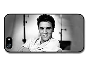 Elvis Presley Smile Portrait case for iPhone 5 5S A607