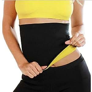 Sweat Belt Waist Trainer Corset Sweat Belt Tummy Control Shapewear