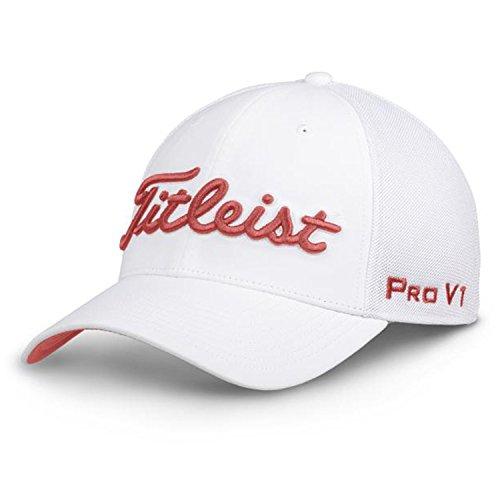 Titleist (タイトリスト) Golf Cap ゴルフキャップ (Tour Sports Mesh) [2018年最新モデル]