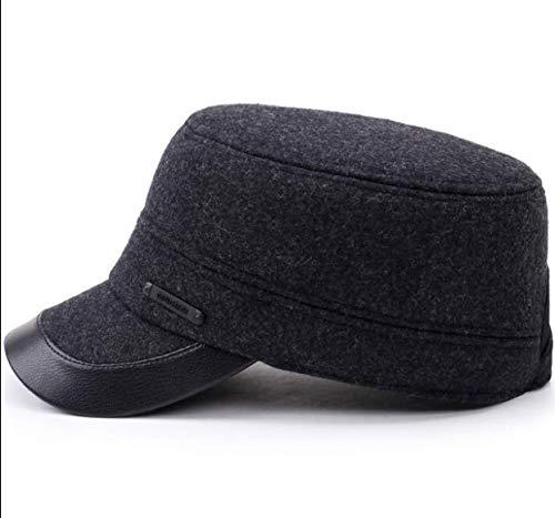 Ateasy HUT0000069 Flat Cap Tweed Gorra de Boina Hombre Sombrero ...