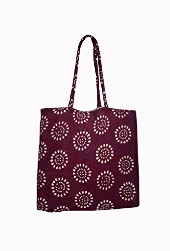 thehandicraftworld Bag Bag Hippie Bag Tote Shopping Jute Pcs Shoulder Lot hobo Wholesale 100 New Cotton r8gBawxrq